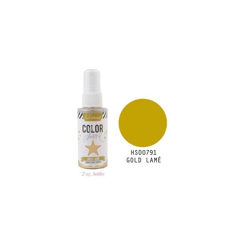 Spray Color Shine - Gold Lame