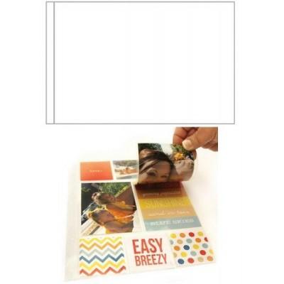 Pochettes rabattables Sn@p - 3x4 (Photo Flips Pocket)