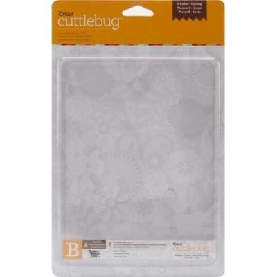 Plaques B Cuttlebug - Tapis de découpe de rechange