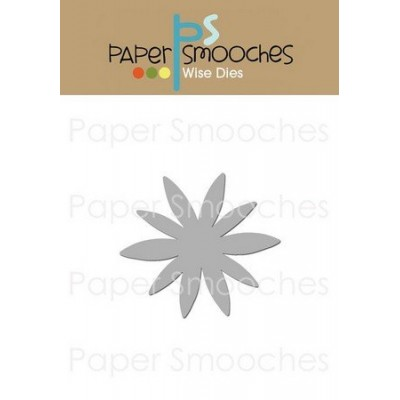 Die PaperSmooches - Prickly Bloom