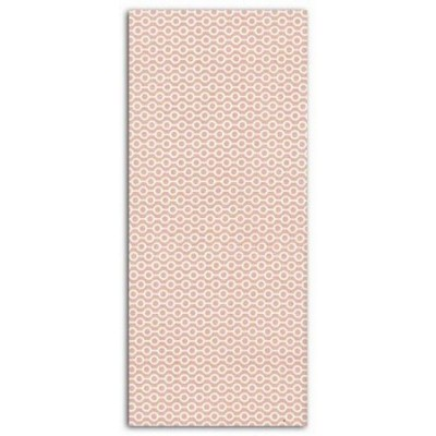 Coupon de Tissu DailyLike - 90 x 110 cm - Perles Saumon
