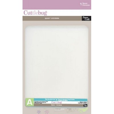 Plaque A Cuttlebug - Entretoise