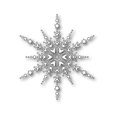 Die Memory Box - Dazzling Snowflake