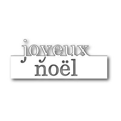 Die Memory Box - Grand Joyeux Noël