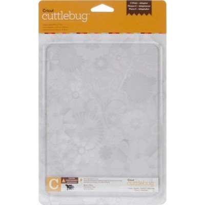 Plaque C Cuttlebug - Adapteur