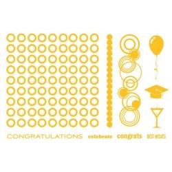 Plaques pour Letterpress - Bubbly
