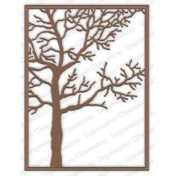 Die Impression Obsession - Tree Frame