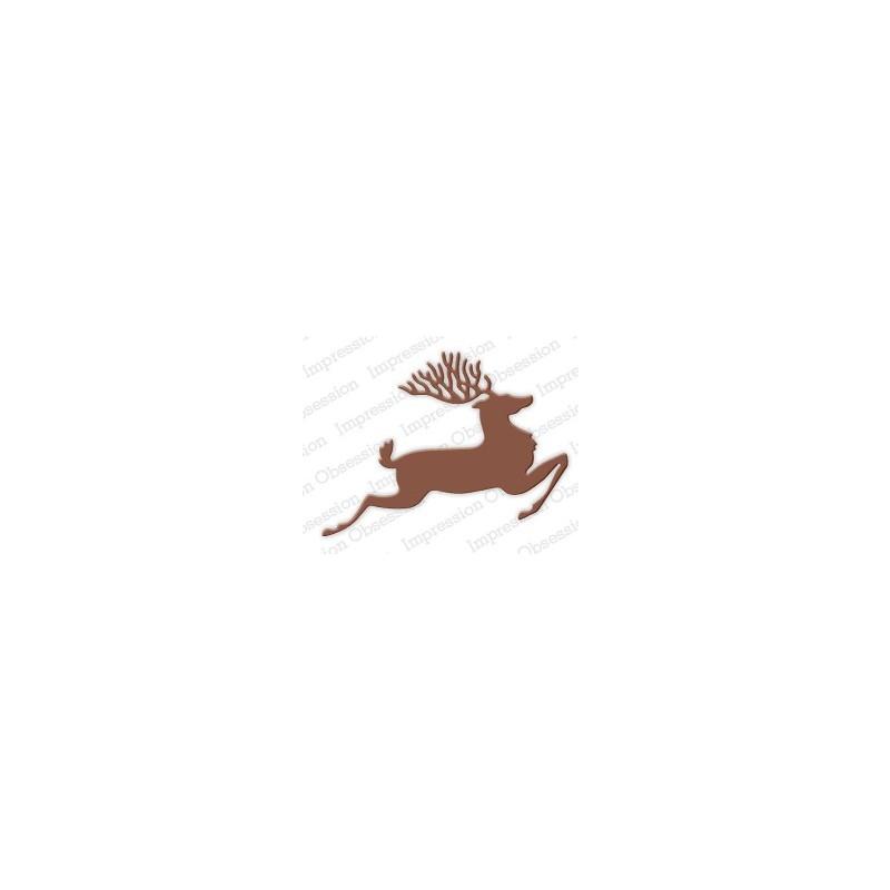Die Impression Obsession - Reindeer