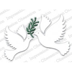 Die Impression Obsession - Peace Dove