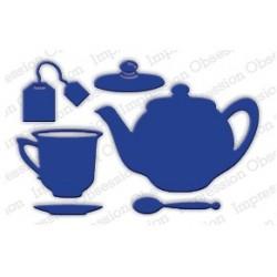 Die Impression Obsession - Tea Set