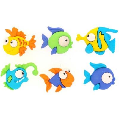 Boutons Dress It Up - Something Fishy