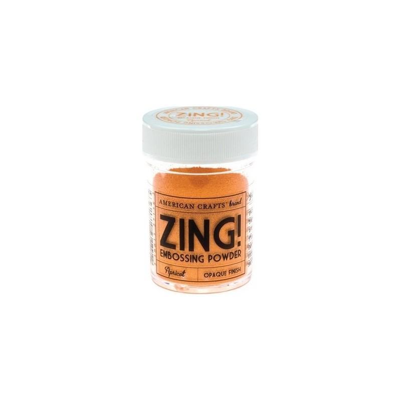 Poudre à embosser Zing! Opaque - Apricot