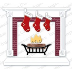 Die Impression Obsession - Fireplace