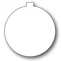 Die Memory Box - Globe Ornament