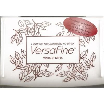 Encreur Versafine Vintage Sepia