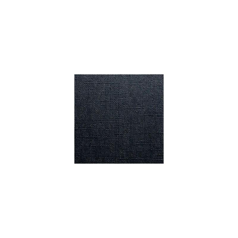 Cardstock texturé canvas - Coloris Noir