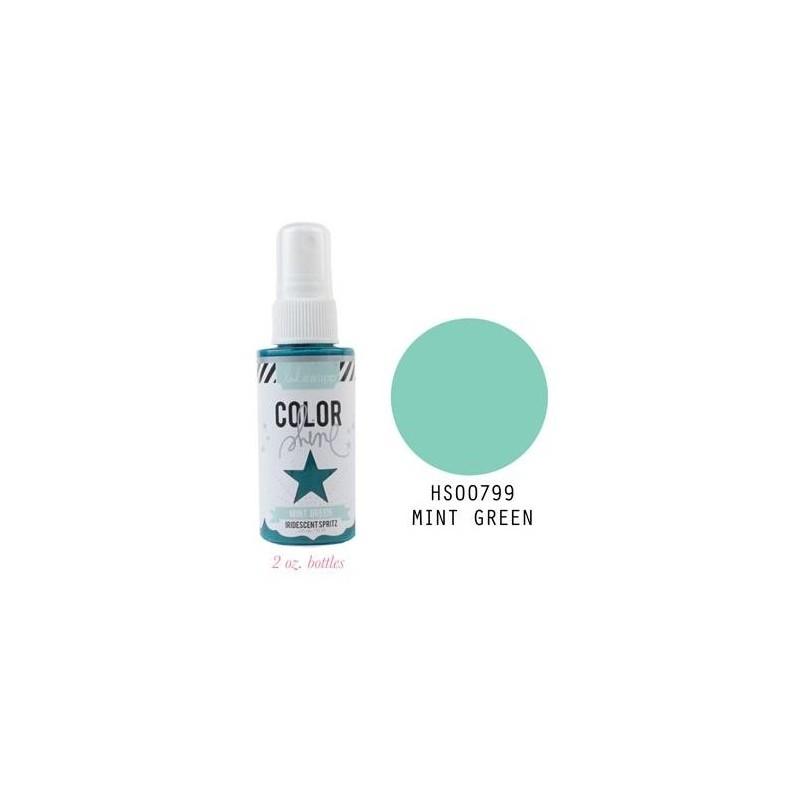 Spray Color Shine - Mint