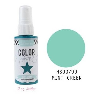 Spray Color Shine - Mint