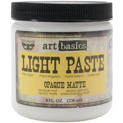Pâte de structure légère - Light Paste - Art Basics (236 mL)