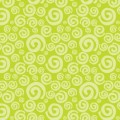 Fat Quarter Camelot - Dream a Little Dream - Lime Swirls