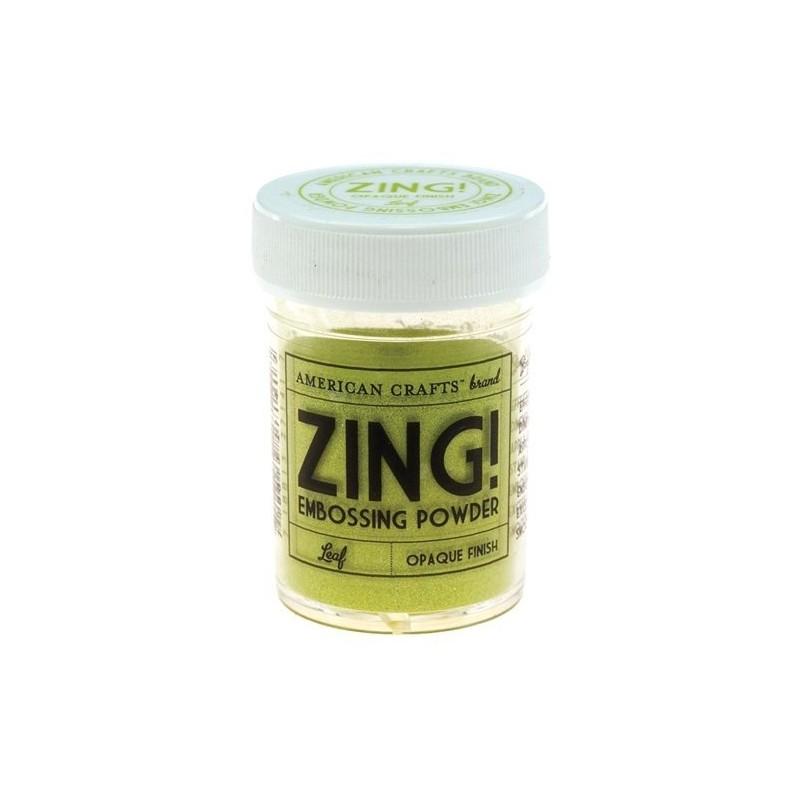 Poudre à embosser Zing! Opaque - Leaf