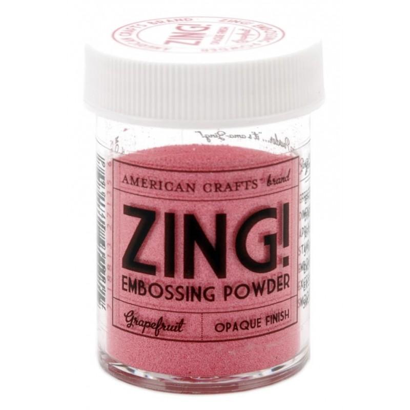 Poudre à embosser Zing! Opaque - Grapefruit