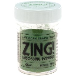 Poudre à embosser Zing! Metallic - Green