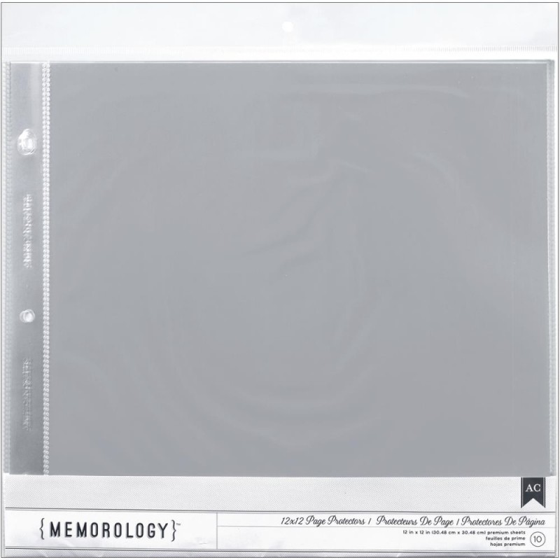 Pochettes 30x30 cm AC - Pleines (10)