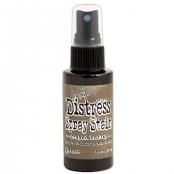 Distress Spray Stain - Frayed Burlap