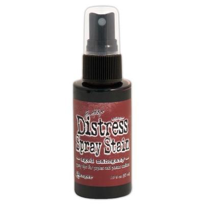 Distress Spray Stain - Aged Mahogany