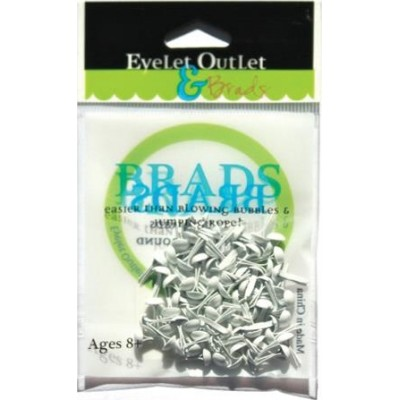 Brads Eyelet Outlet 4 mm - White (70)