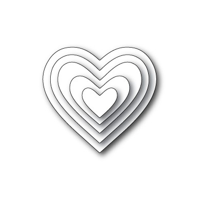 Die Memory Box - Open Studio - Cherub Hearts