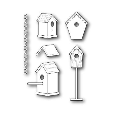 Die Memory Box - Open Studio - Birdhouse Village
