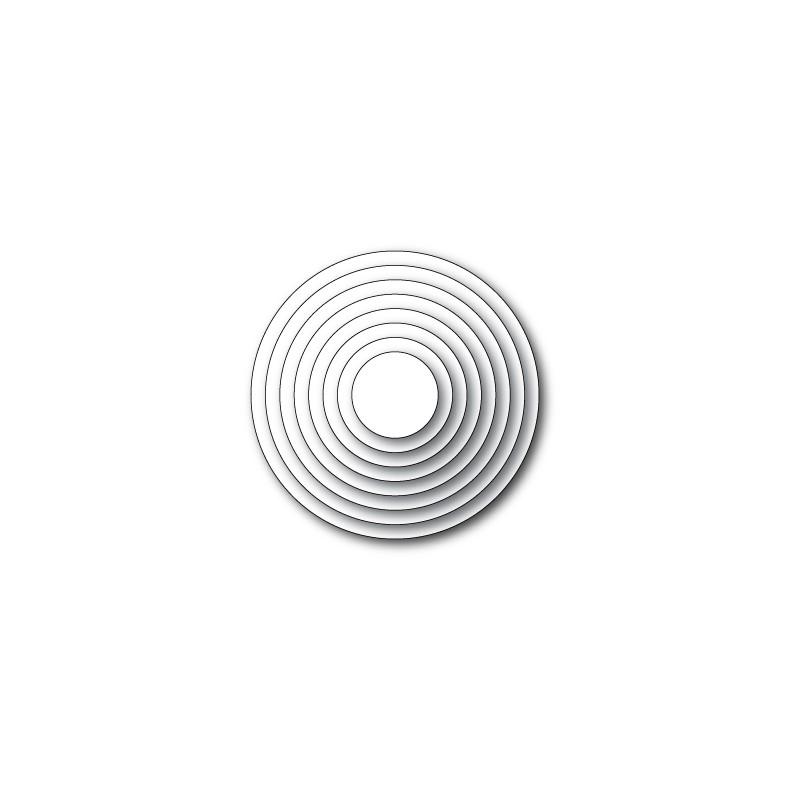 Die Memory Box - Open Studio - Studio Circle Layers