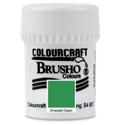Brusho Emerald Green 15gr