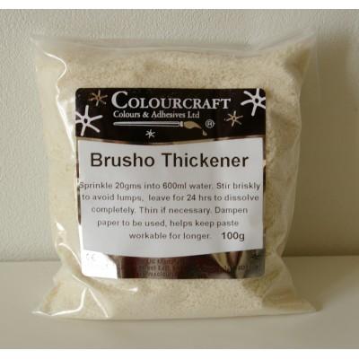 Brusho Thickener (épaississant) 100gr