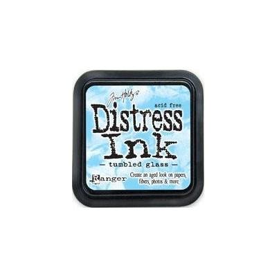 Encreur Distress Tumbled Glass