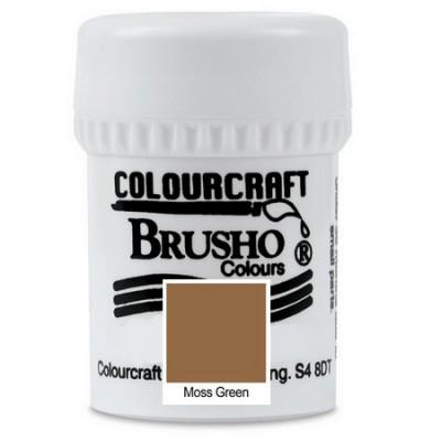 Brusho Moss Green 15gr