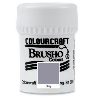 Brusho Grey 15gr