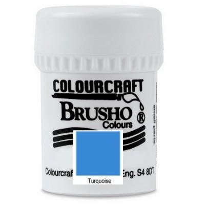 Brusho Turquoise 15gr