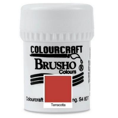 Brusho Terracotta 15gr