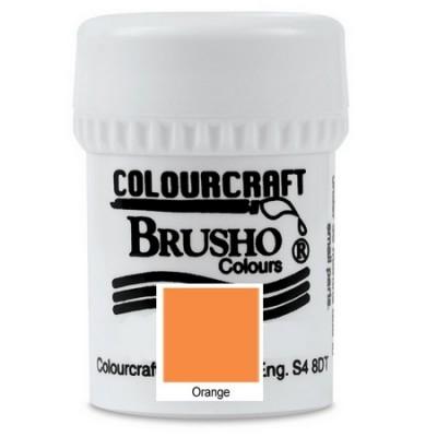 Brusho Orange 15gr