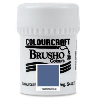 Brusho Prussian blue 15gr