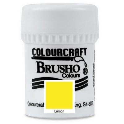Brusho Lemon 15gr