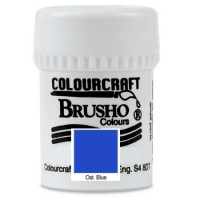 Brusho Ost. Blue 15gr