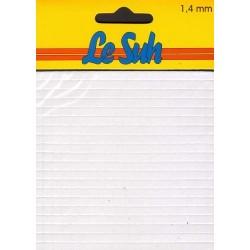 Carrés de mousse 5x5x1.4 mm Le Suh