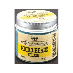Micro Beads - Art Ingredients - Splash