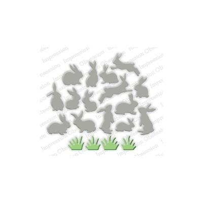 Die Impression Obsession - Mini Bunnies