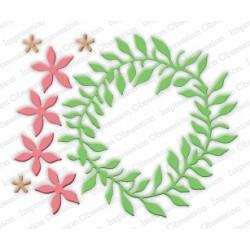 Die Impression Obsession - Spring Wreath