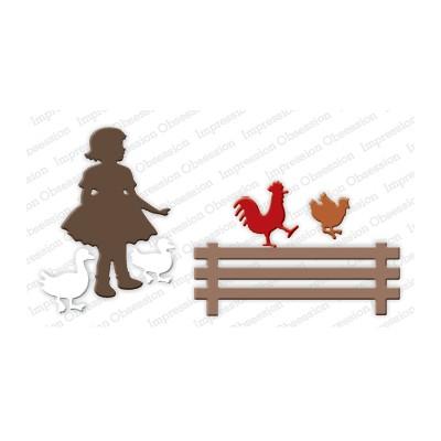Die Impression Obsession - Farm Girl